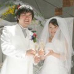 田中 敦様・恵里様ご夫妻