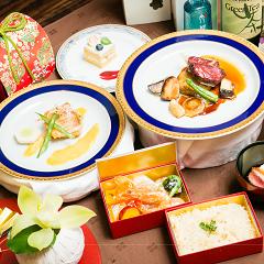 【新しいスタイルの箸で食べるコースが完成!】